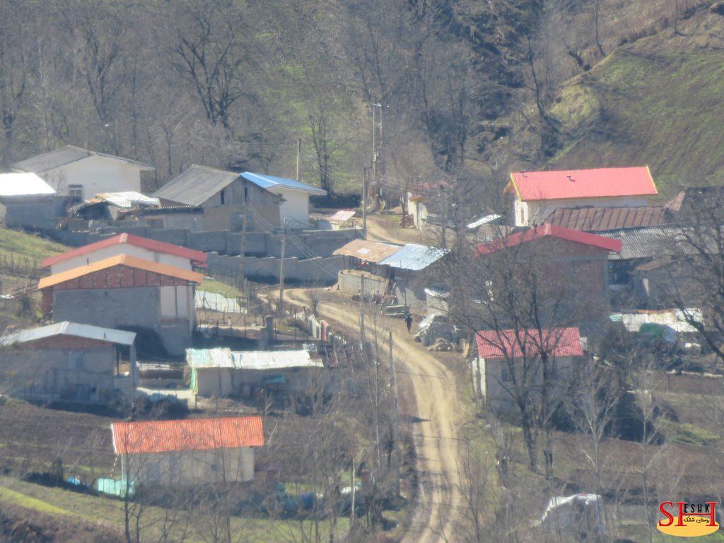 روستای کلاکرده