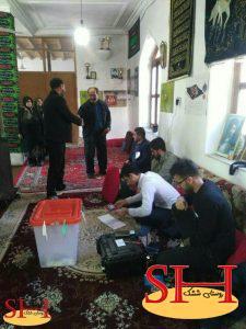 انتخابات روستای ششک
