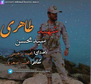 به یاد شهید سید محسن طاهری
